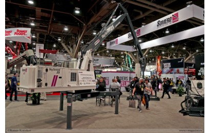 Somero на World of Concrete 2019