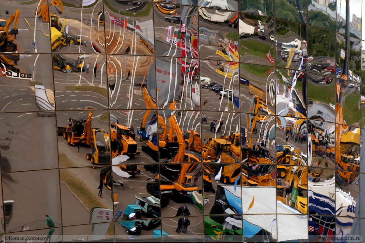 Фото неопределённости на рынке строительной техники