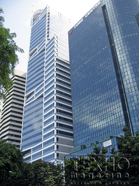 Hitachi Tower and Tung Centre