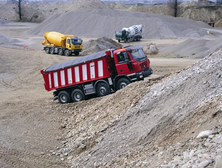 Astra HD8 tippers HR